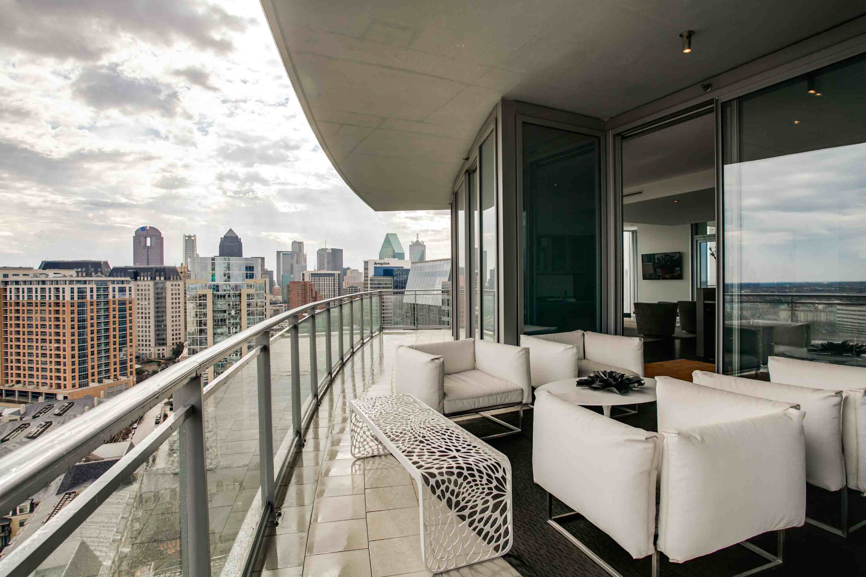 Luxury Condo Of The Day Azure Dallas Condo Com Blog